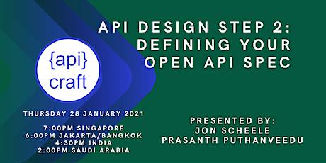 API Design Step 2: Defining your OpenAPI Spec billets
