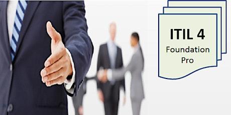 ITIL 4 Foundation – Pro 2 Days Training in Toronto billets