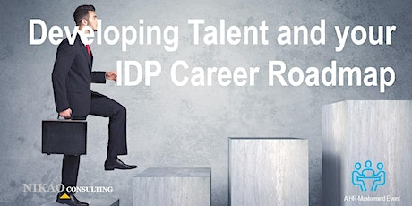 Developing Talent and Your IDP Career Roadmap tickets