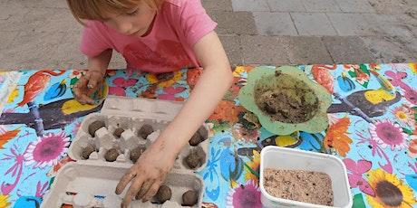 Kinderprogramma: Groene doeners voor de aarde tickets