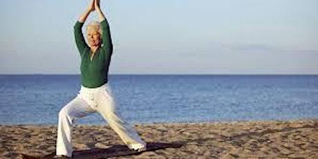 Women's Wellness; Yoga Menarche to Post Menopause tickets