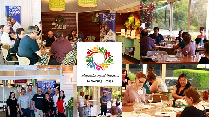 Business Networking at the Brisbane Southside Mt Gravatt Networking Group image
