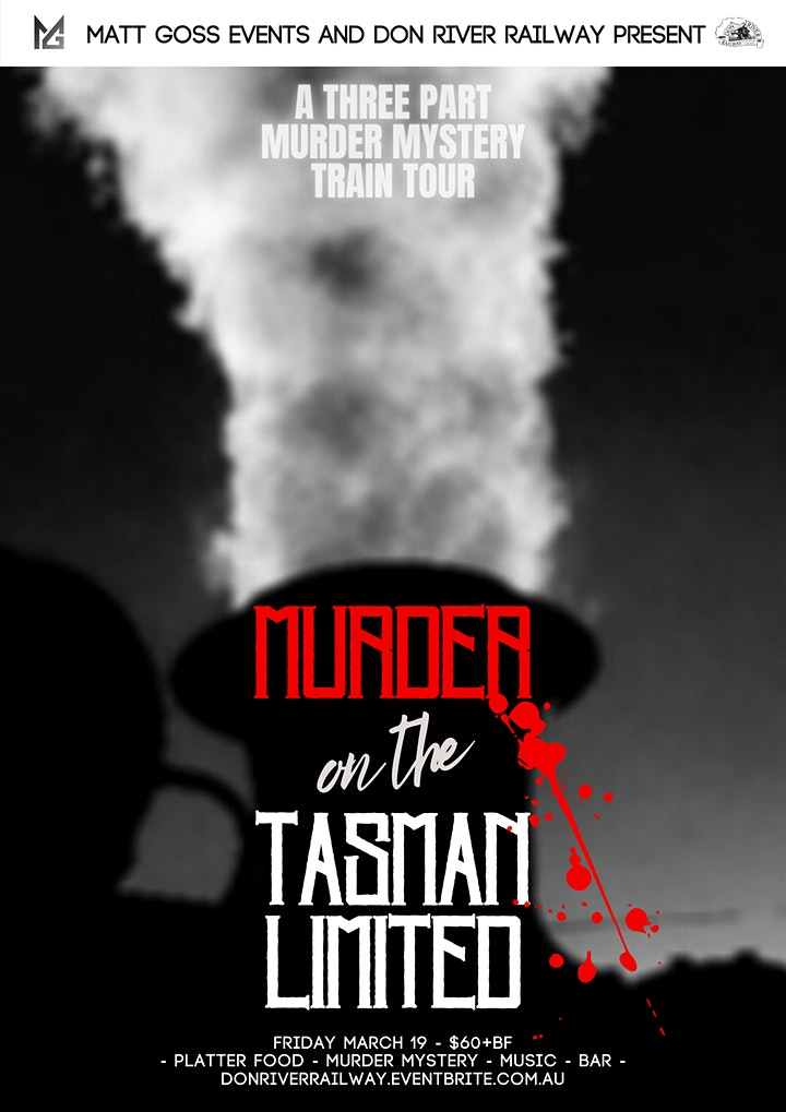 Murder On The Tasman Limited image