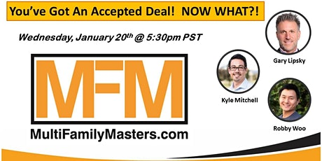 Real Estate Investing - MultifamilyMasters.com Downtown Los Angeles Chapter tickets