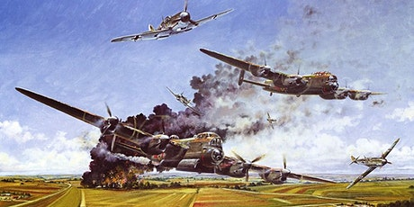 Operation Margin: The dramatic story of the Augsburg raid tickets