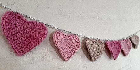 Beginners Crochet Class With Vanessa Ion tickets