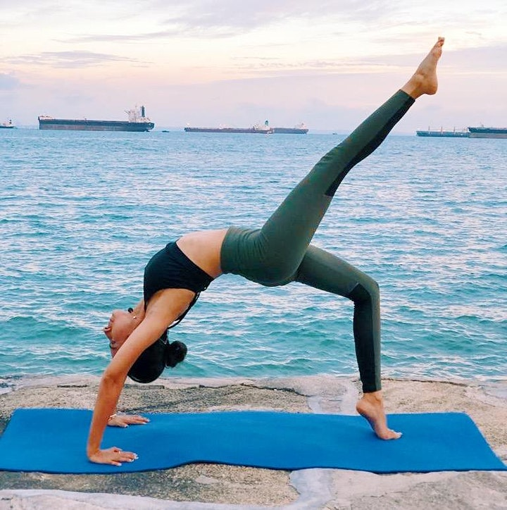 Yoga for Healthy Back image