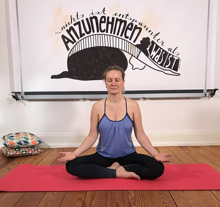 15' Meditation / Mo-Fr 19.00: Bild