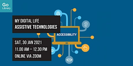 Assistive Technologies | My Digital Life tickets