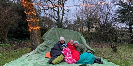 Big Exeter Sleep-Out: At Home tickets