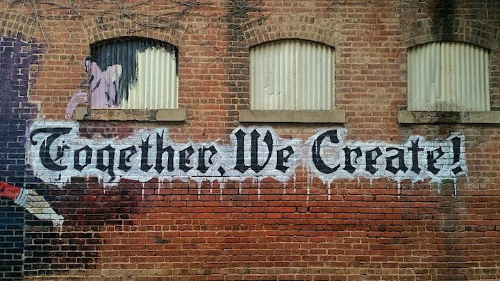 Creu prosiectau Celfyddydol Cymunedol/Creating Community Arts Projects image
