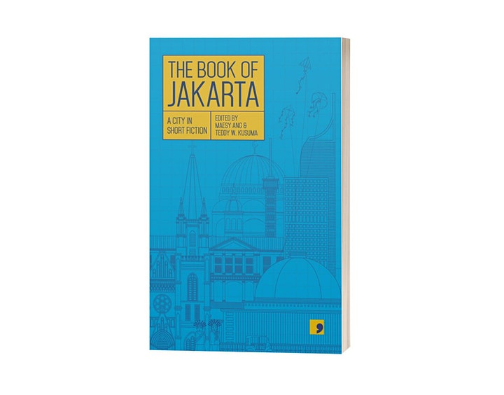 The Book of Jakarta - online book launch image