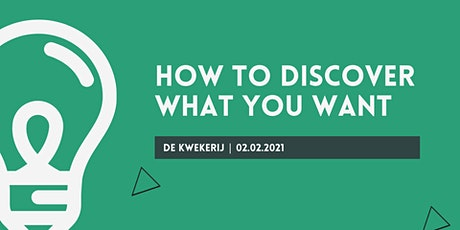 Online Flourishing class: How to discover what you want tickets
