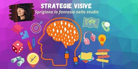 STRATEGIE VISIVE: Sprigiona la fantasia nello studio  con Giulia Fichera biglietti