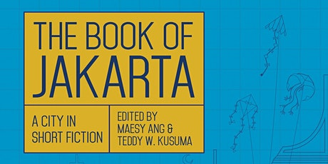 The Book of Jakarta - online book launch tickets