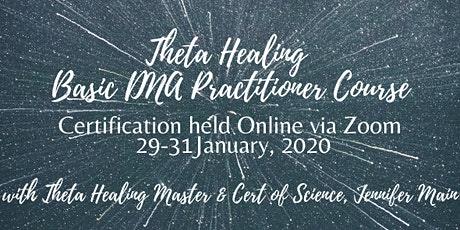 Online Basic Theta Healing Course tickets