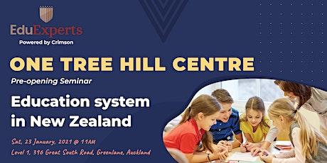 EduExperts One Tree Hill | Pre-opening seminar tickets