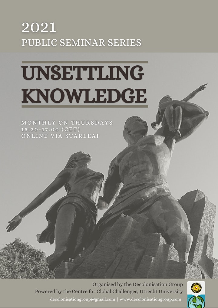 Unsettling Knowledge Seminar Series image