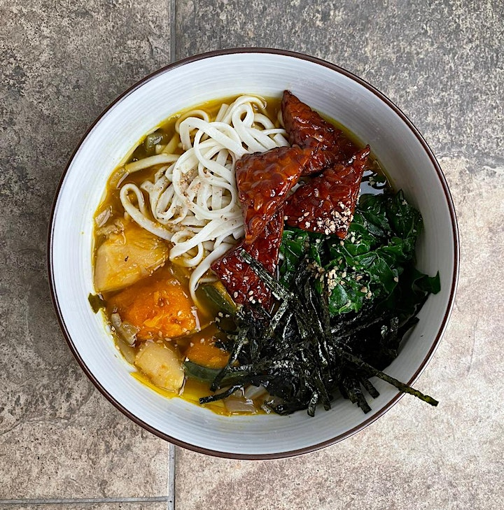 Mighty Miso Soup Online Wholefoods Class image