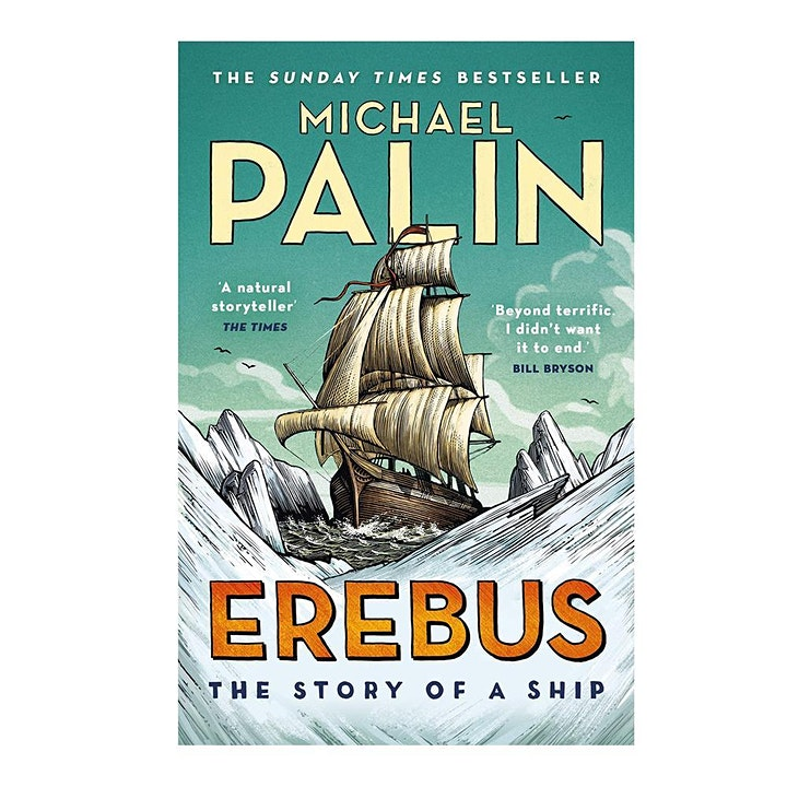 Members' Book Club: Erebus by Michael Palin image