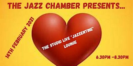 The Jazz Chamber Presents Studio Live Jazzentine Lounge tickets