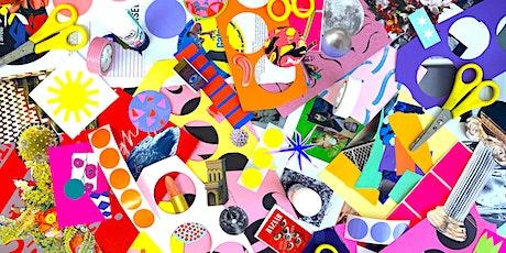 Collage Club Online Workshop tickets