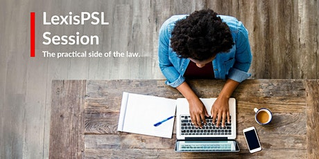 LexisNexis PSL Certification Sessions tickets