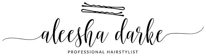 Hairstyling Masterclass with Aleesha Darke image