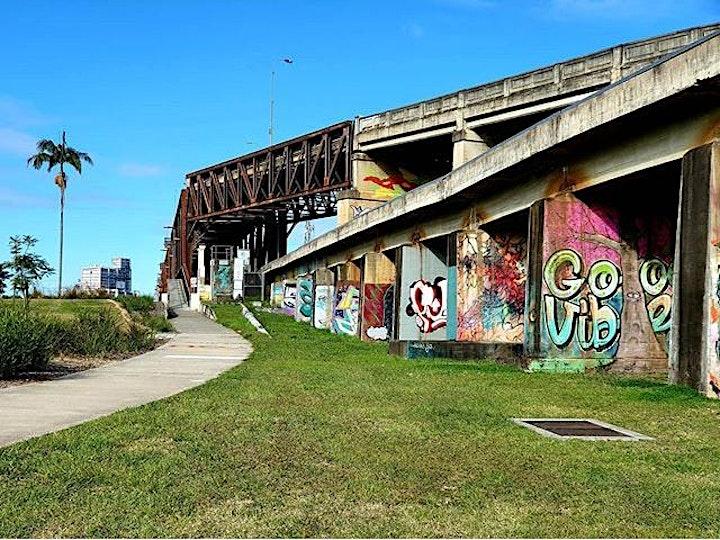 ArtJam - Grafton bridge precinct image