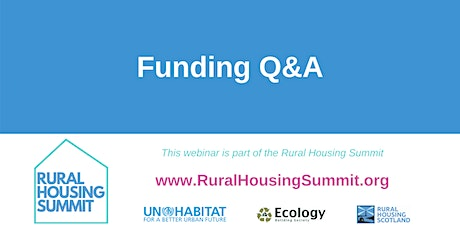 Funding Q&A tickets