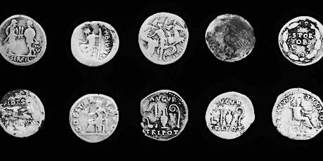 Roman Coins from Verulamium tickets