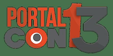 Portalcon 13 tickets