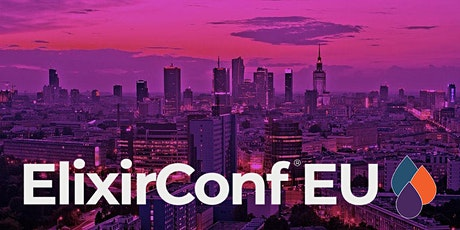 ElixirConf EU 2021 tickets