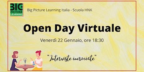 Scuola HNK - Secondo Open Day virtuale biglietti