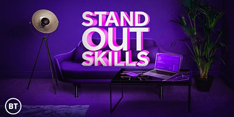 Give your job application a boost - Stand Out Skills tickets