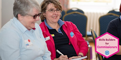 Return to Unit Guiding - Skills Builders for Commissioners tickets