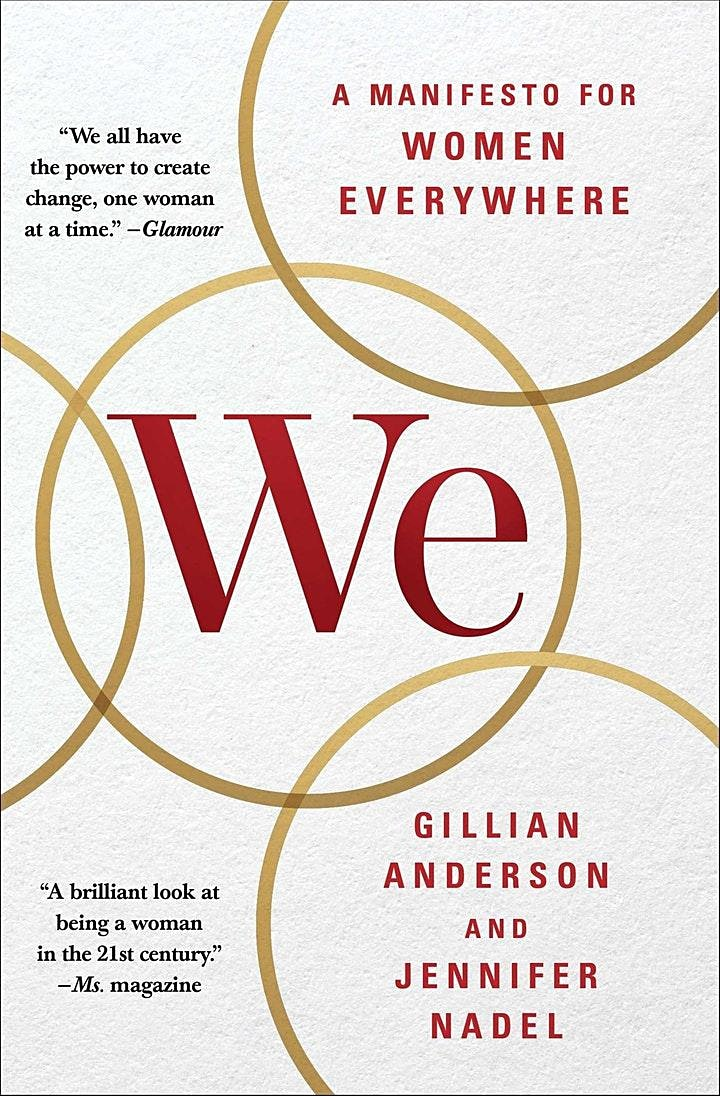 WE: A Manifesto for Women Everywhere with Jennifer Nadel image