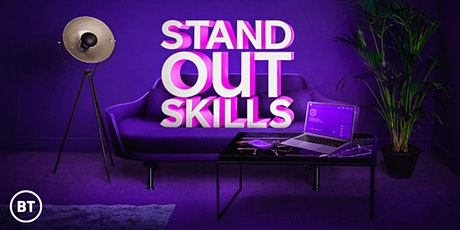 Stand out online with LinkedIn - Stand out Skills tickets