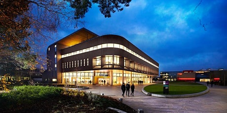 EHU@home Evenings - Student Life in the North West tickets