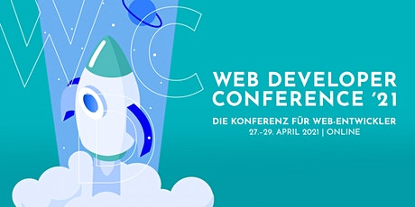 WDC - Web Developer Conference '21 Tickets