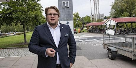 LUNCHKLUBBEN - Proaktiva marknadsstrategier för ökad konkurrenskraft biljetter