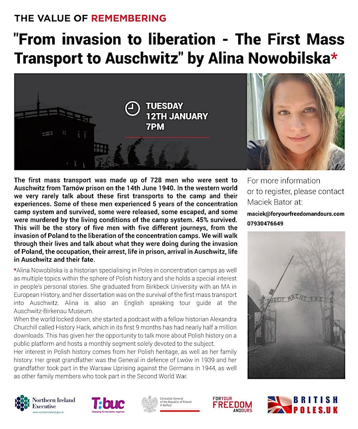 """""""From Invasion to Liberation """" by Alina Nowobilska image"""