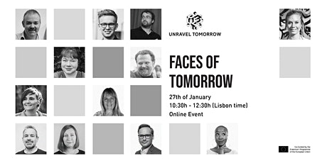Faces of Tomorrow |  Final online event tickets