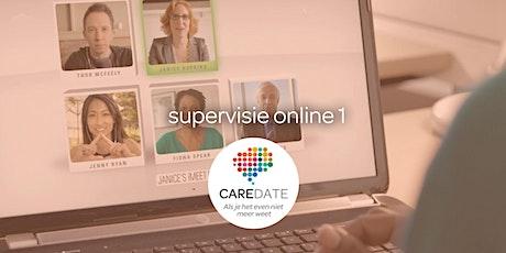 Supervisie Online - bijeenkomst 8 tickets