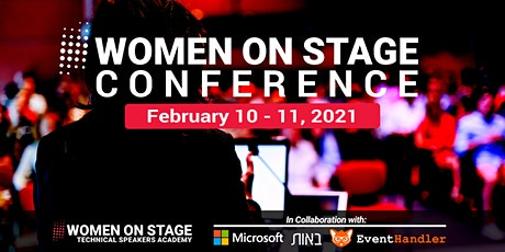 Women on Stage Conference tickets