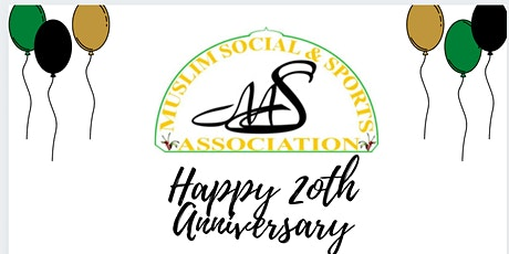 MSSA' s  20th Anniversary tickets