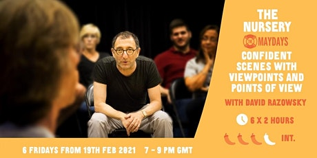 Online Improv Super-Elective: Confident Scenes with Viewpoints & POV tickets