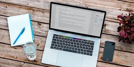 Online Co-Searching workshop: Verbeter je CV tickets