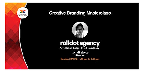 Masterclass on Creative Branding for Growing Businesses tickets