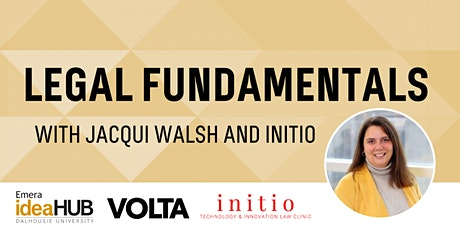 BUILD Legal Fundamentals Session with Initio tickets